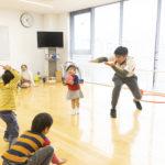 8/22(土) オープンキャンパス山口智之の「こどもの運動遊び」を体験!